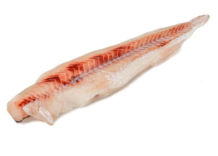 Минтай филе морской заморозки штучное