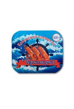 Креветка в/м Черноморская уп. 0.2 кг