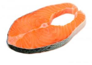 Стейк лосося атлантического